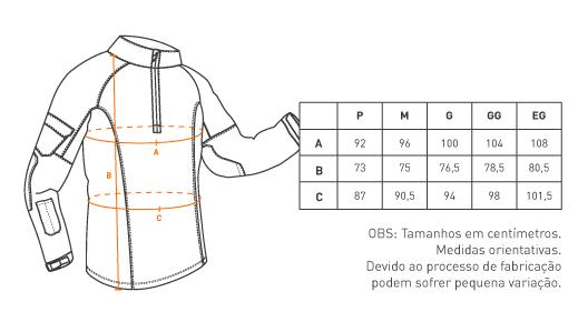 Camisa de Combate Operator Multicam®