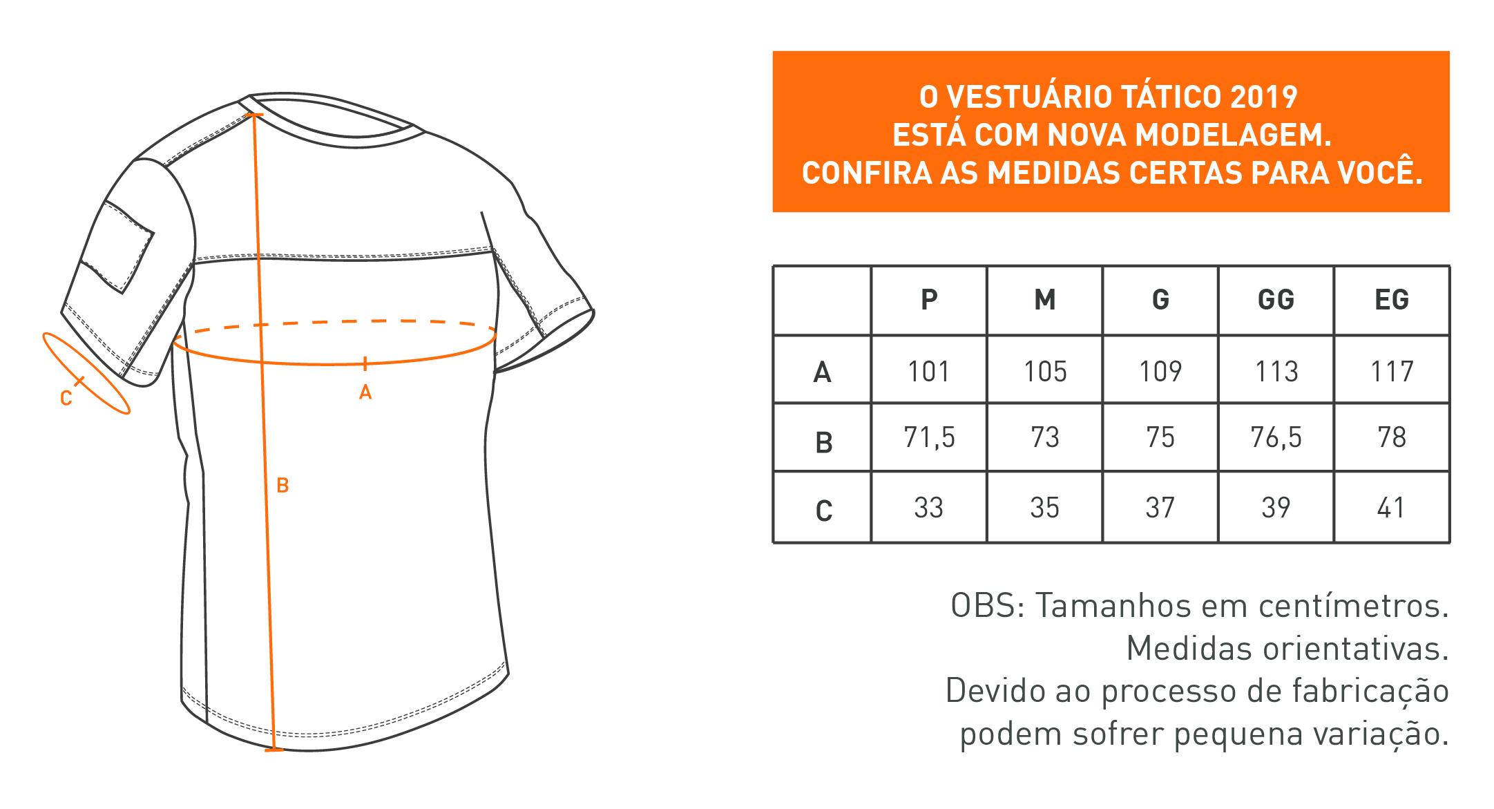 Camiseta Infantry - Verde Oliva
