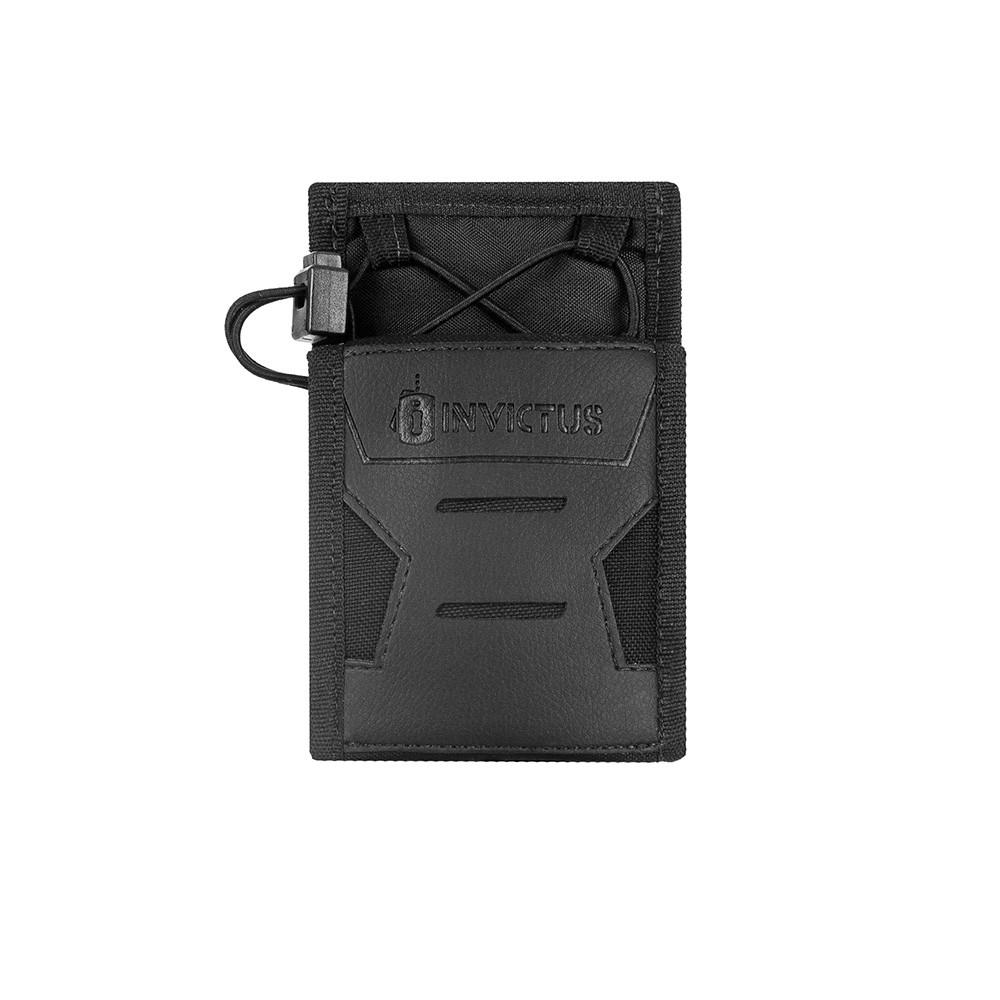 Bolso Modular Porta-Rádio 0914 - Preto