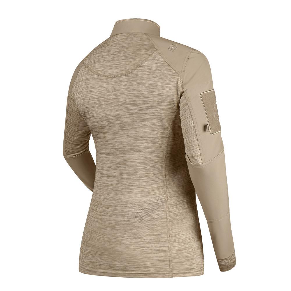Camisa de Combate Courage - Caqui Mojave