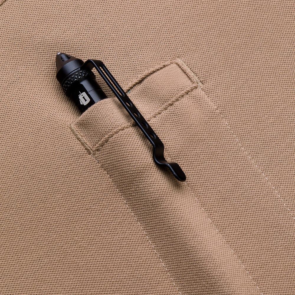 Camisa Polo Control - Caqui Mojave