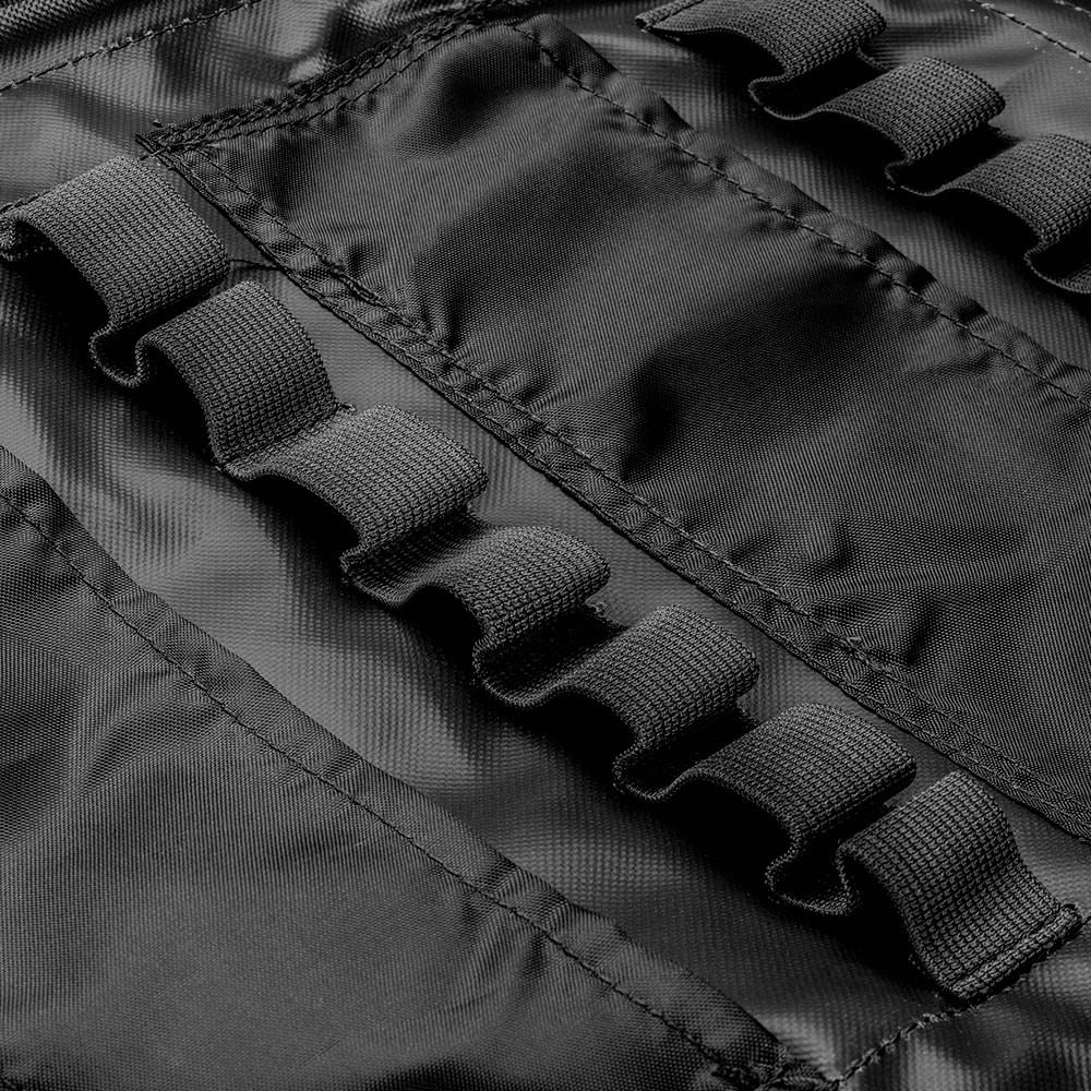 Mochila Duster - Camuflado Warskin Black