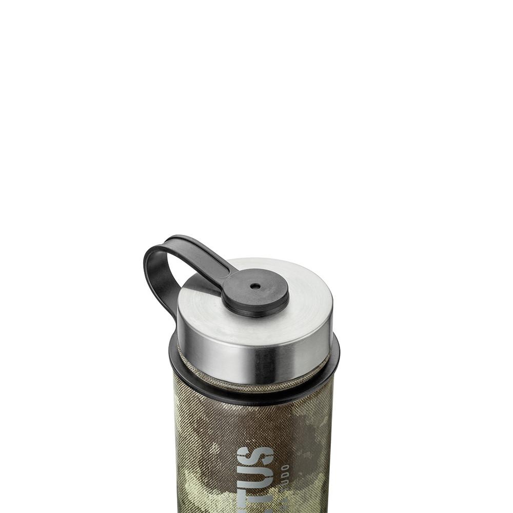 Garrafa Térmica Sonic 500ml - Camuflado Verde