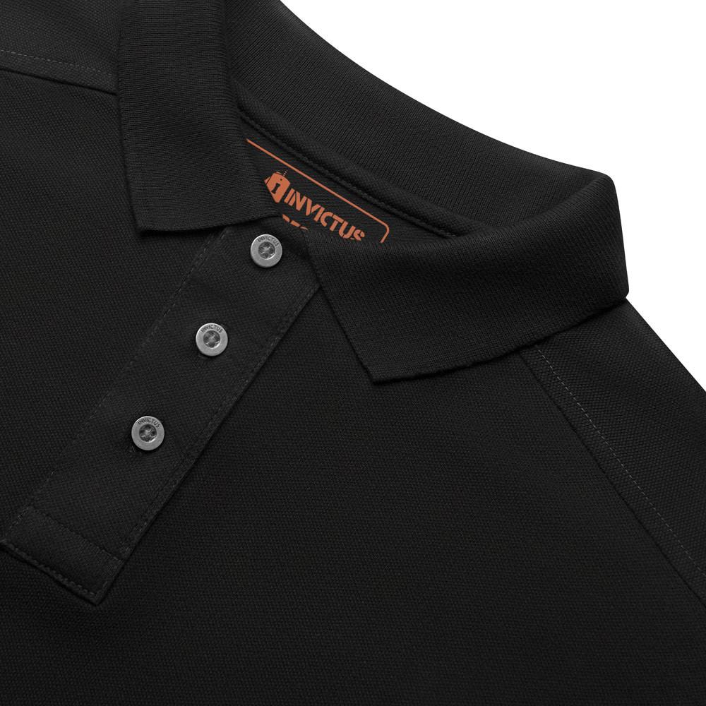 Camisa Polo Hero - Preta
