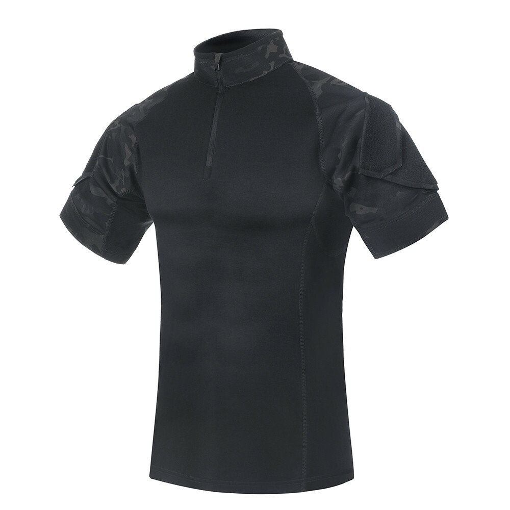 Camisa de Combate Fighter - Multicam Black®