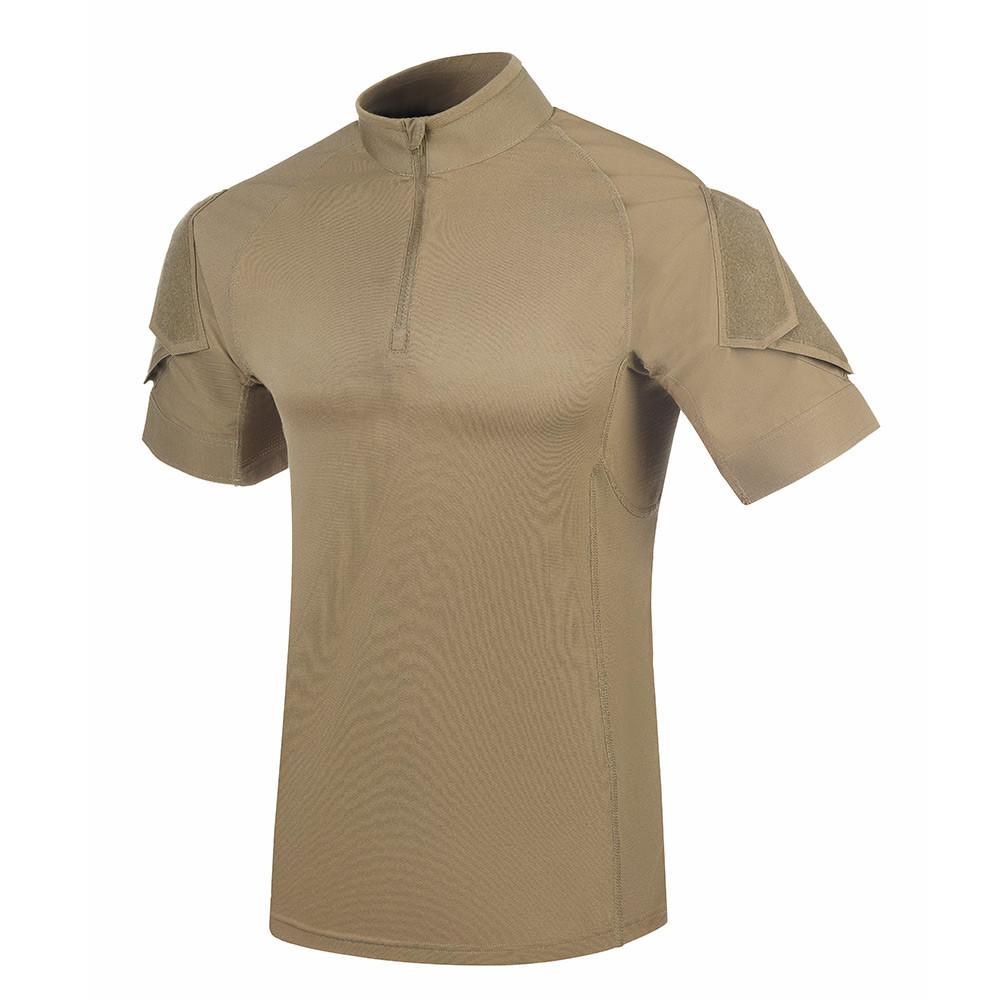 Camisa de Combate Fighter - Caqui Mojave