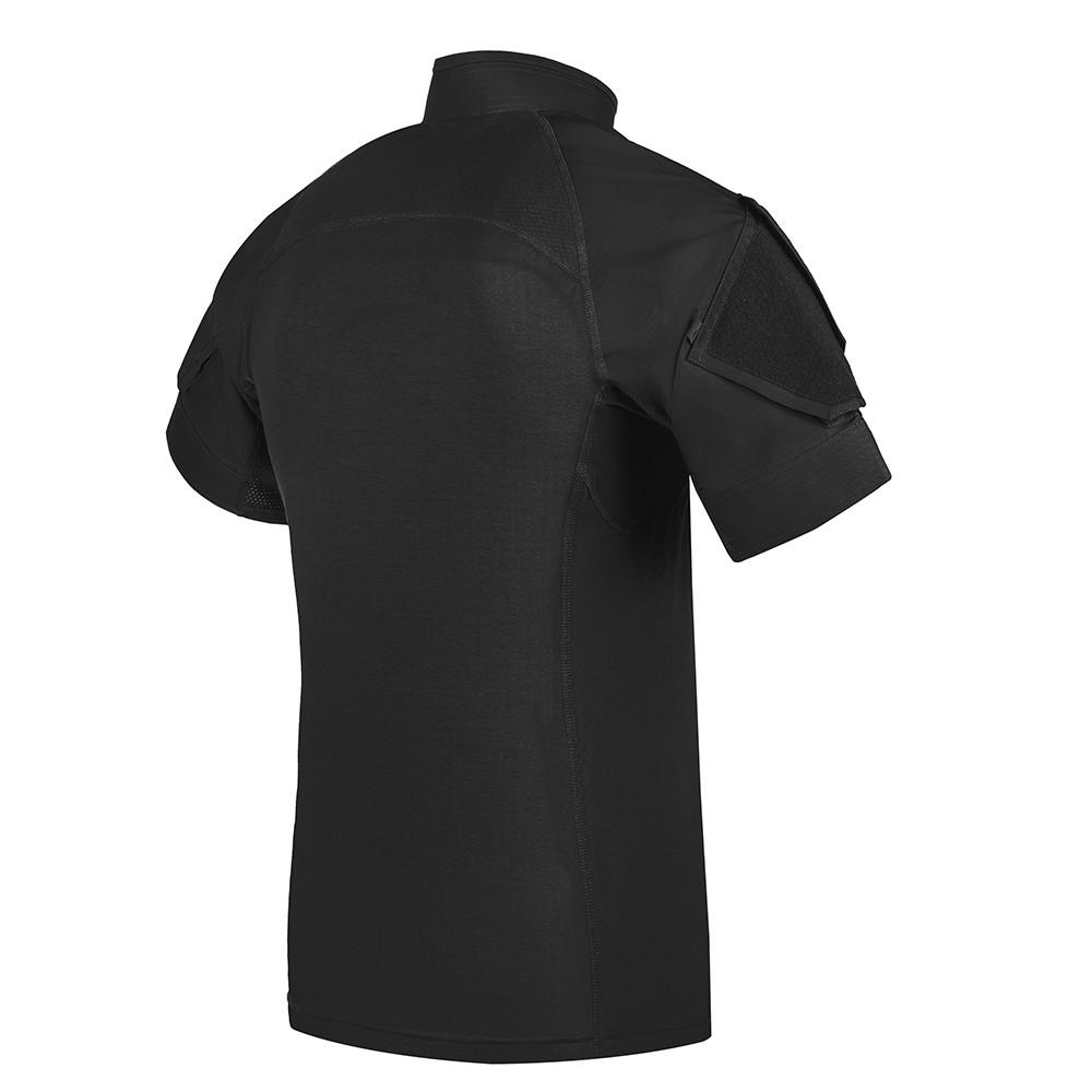 Camisa de Combate Fighter - Preta