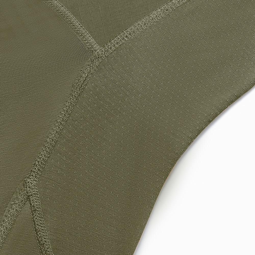 Camisa de Combate Fighter - Verde Oliva