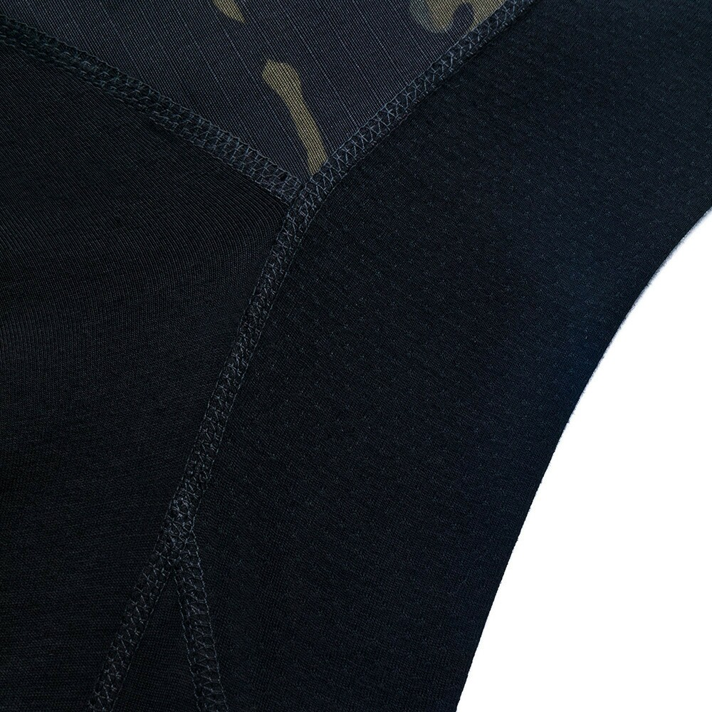 Camisa de Combate Fighter - Multicam Black®