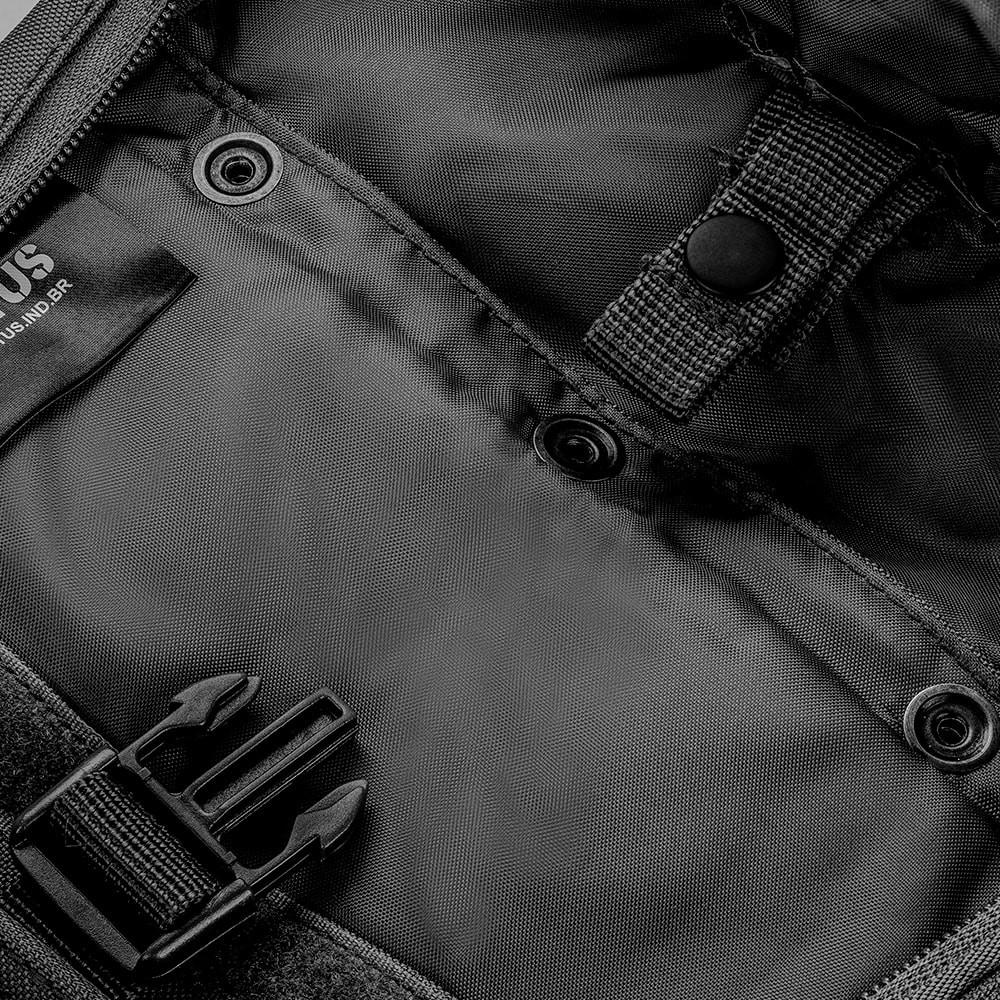 Mochila de Hidratação Hydro - Camuflado Warskin Black