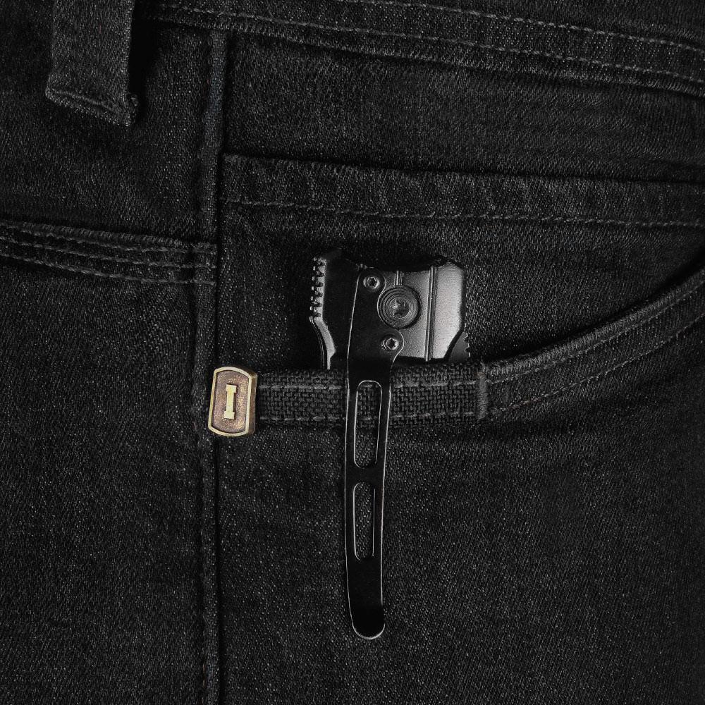 Calça Jeans Legion - Preta