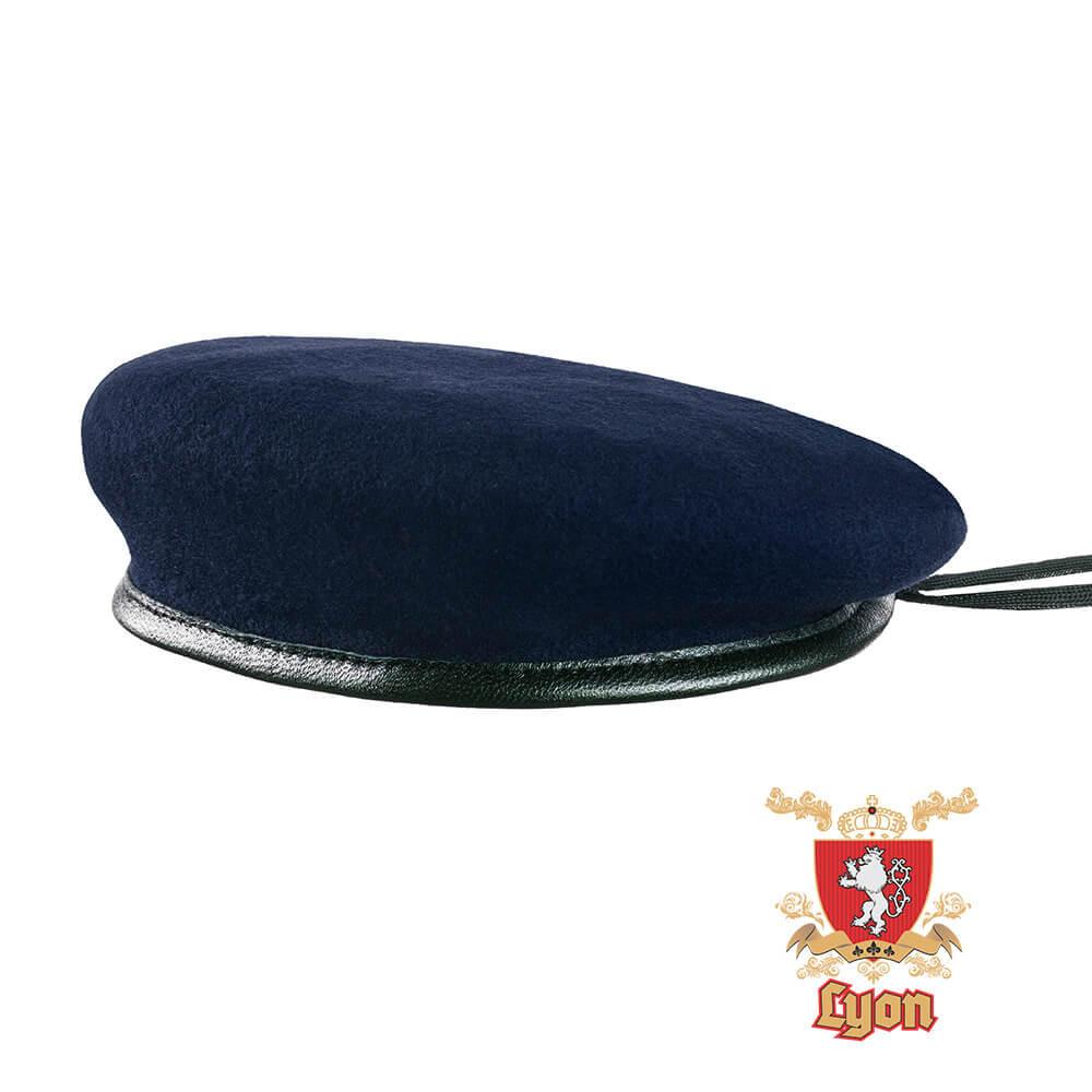 Boina Lyon - Azul Ferrete