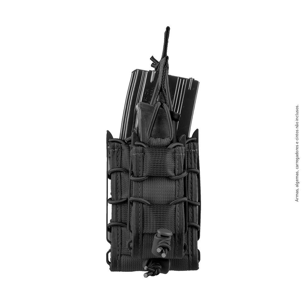 Porta-Carregador Reload Pistol - Preto