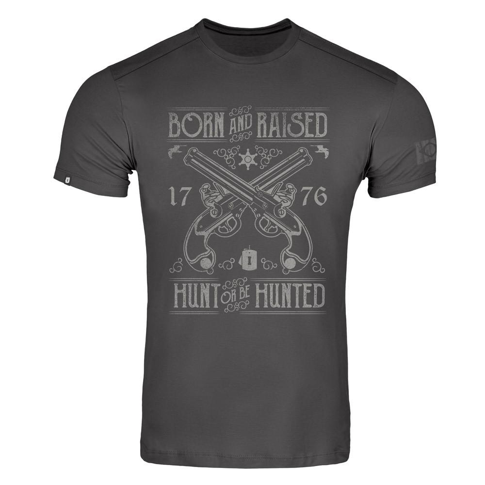 Camiseta Concept Saloon