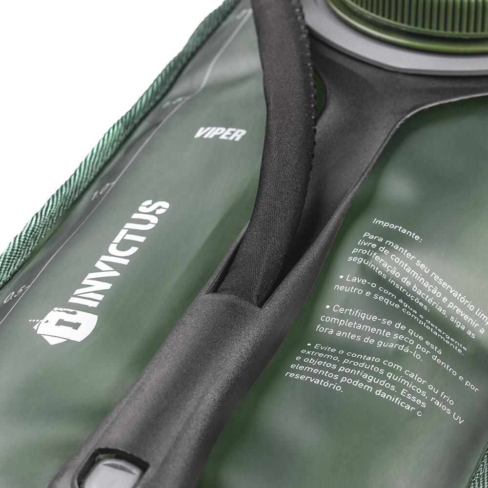 Refil de Hidratação Viper 2L - Verde Oliva