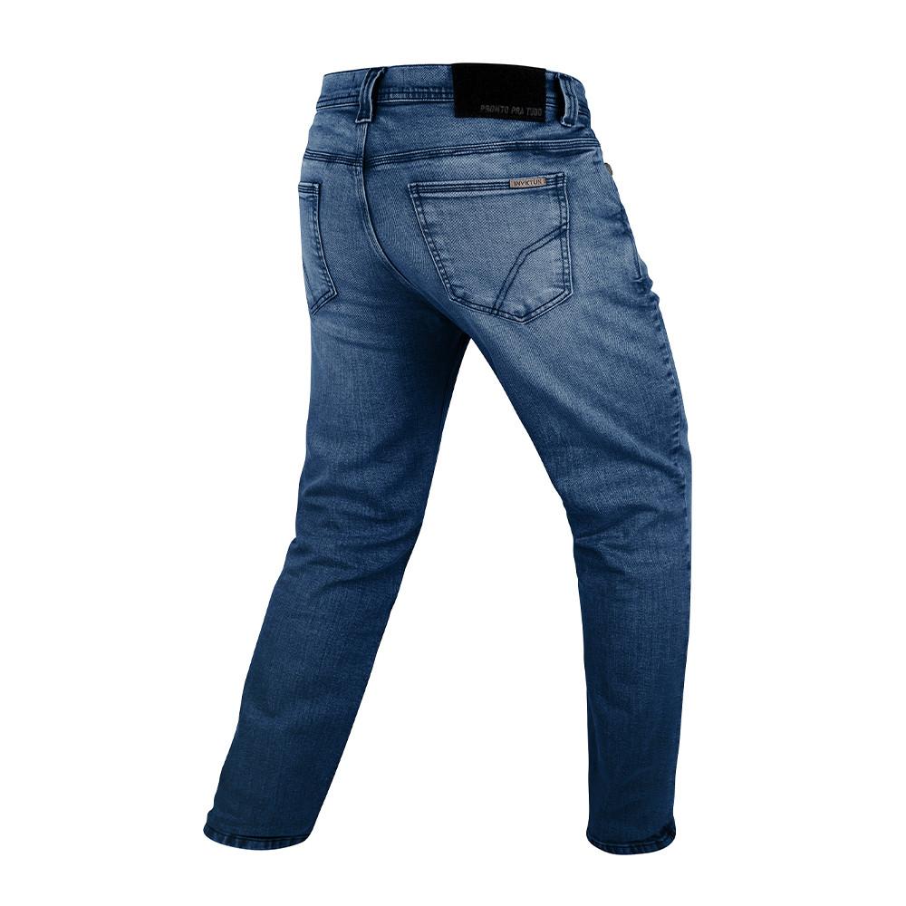 Calça Jeans Nation - Azul Glacial