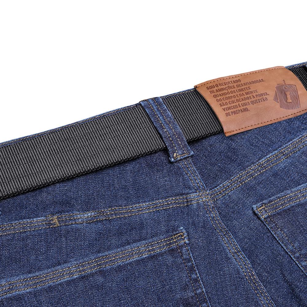 Calça Jeans Feminina Victory - Azul Noite