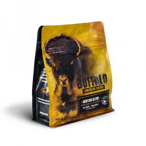 Café Especial Moído - BUFFALO AMERICAN COFFEE Montana Blend - 250g