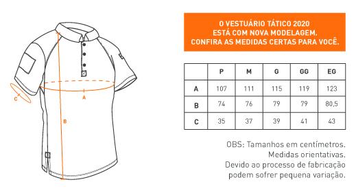 Camisa Polo Control - Verde Oliva