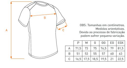 Camiseta Concept Caliber