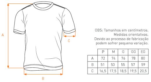 T-Shirt Manto Amarelo
